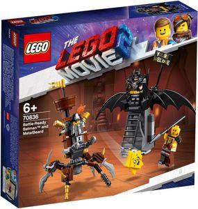 LEGO® Movie 2 70836 - Einsatzbereiter Batman™ und EisenBart