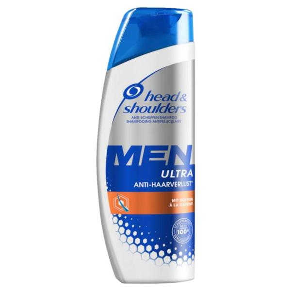 head & shoulders MEN Ultra Anti-Schuppen Shampoo 1.48 EUR/100 ml