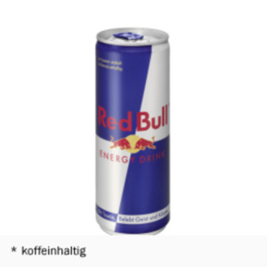 Red Bull Energy Drink*