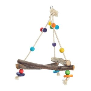 fit+fun Holztriangel mit bunten Elementen
