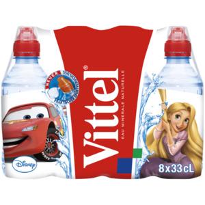 Vittel Stilles Mineralwasser 8x0,33l