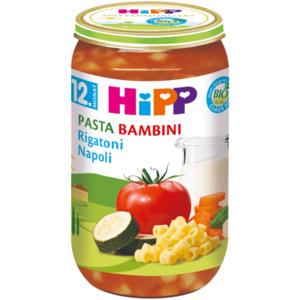 Hipp Pasta Bambini Rigatoni Napoli 250g