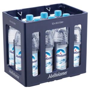 Adelholzener Mineralwasser Naturell 12x0,5l