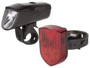 CRIVIT® LED-Fahrradleuchtenset