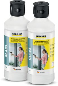KÄRCHER Glasreiniger 2x500 ml
