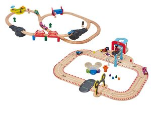 PLAYTIVE® JUNIOR Panorama-/Rennbahnset