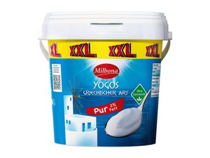 Griechischer Joghurt XXL