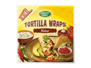 Tortilla-Wraps XXL