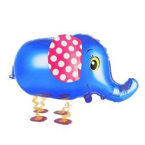 Folienballon Elefant 82x45cm