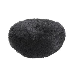 Zierkissen Fluffy 34cm Anthrazit