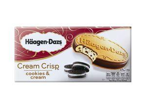 Häagen-Dazs Cream Crisp Eiswaffel