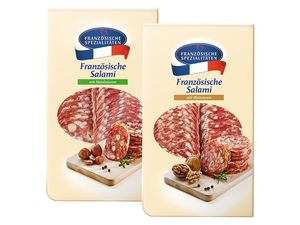 Französische Salami