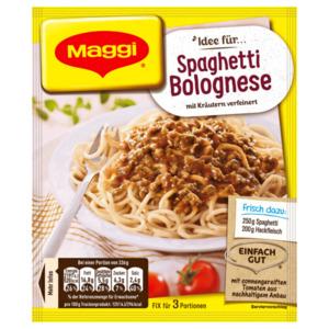 Maggi Fix Spaghetti Bolognese