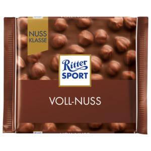 Ritter Sport Nussklasse oder Kakaoklasse