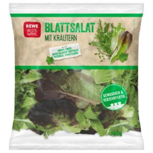 REWE Beste Wahl Blattsalat Mix