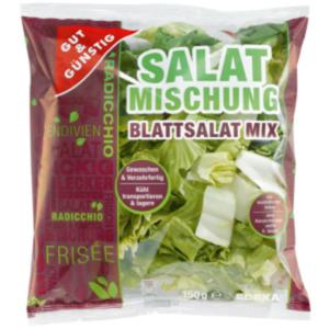 Gut & Günstig Blattsalat Mix
