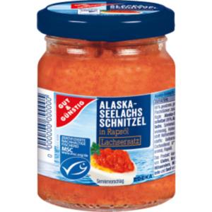 Gut & Günstig Alaska-Seelachs Schnitzel