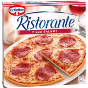 Dr. Oetker Ristorante Pizza, Piccola oder Flammkuchen