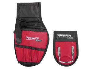 POWERFIX® Werkzeuggürtel/-tasche/Hammerhalter und Holster