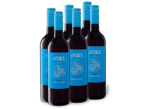 6 x 0,75-l-Flasche Weinpaket Vinatus Portugieser Villány trocken, Rotwein