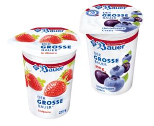 Bauer Der Grosse Joghurt