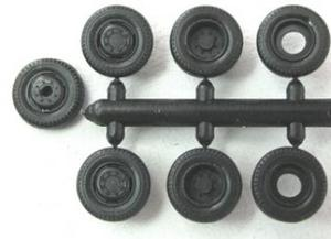Hädl TT Rädersatz W50 5 Stück