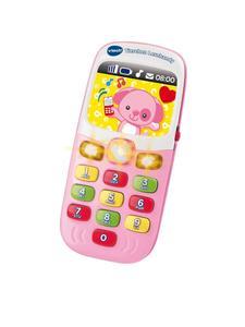 Vtech Tierchen Lernhandy pink