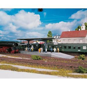PIKO Hobby 61821 Bahnsteig Burgstein