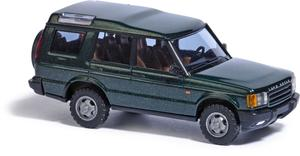 BUSCH 51901 H0 Land Rover Discovery grün