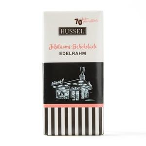Jubiläums-Schokolade Edelrahm 100g 0,99 € / 100g
