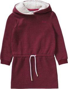 Kinder Sweatkleid Gr. 140 Mädchen Kinder