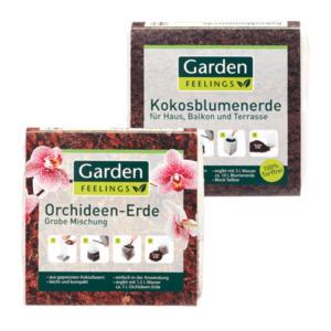 GARDEN FEELINGS     Blumenerde