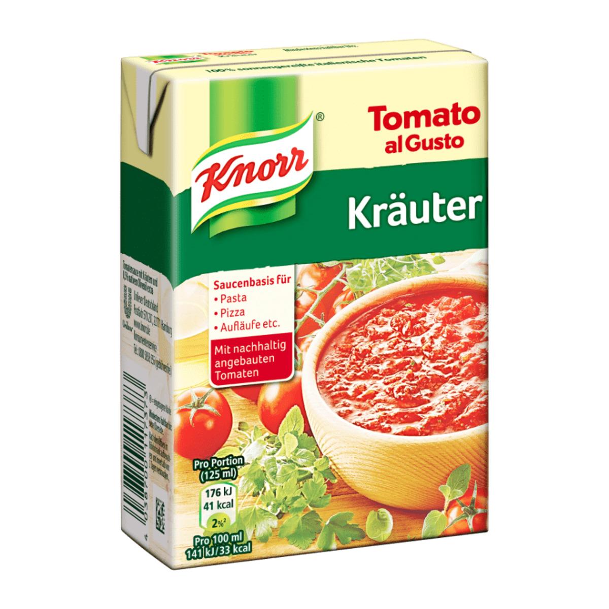 Bild 3 von Knorr Tomato al Gusto