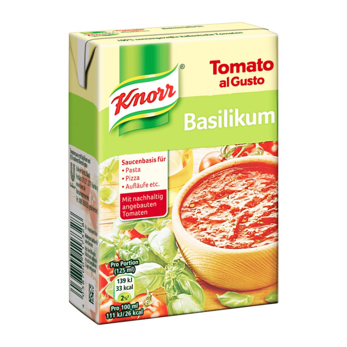 Bild 4 von Knorr Tomato al Gusto
