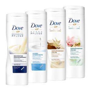 Dove Body Milk / Body Lotion