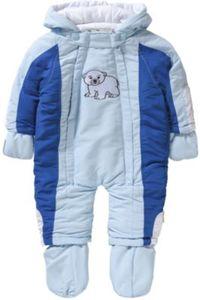 Baby Schneeanzug Eisbär Gr. 62 Jungen Baby
