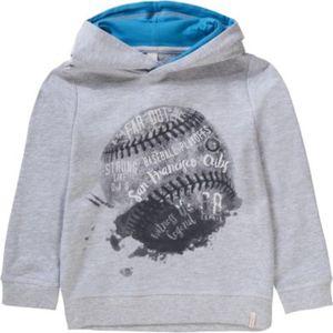 Pullover mit Kapuze Gr. 104/110 Jungen Kleinkinder