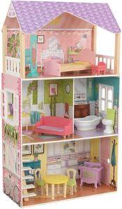 Poppy Puppenhaus aus Holz