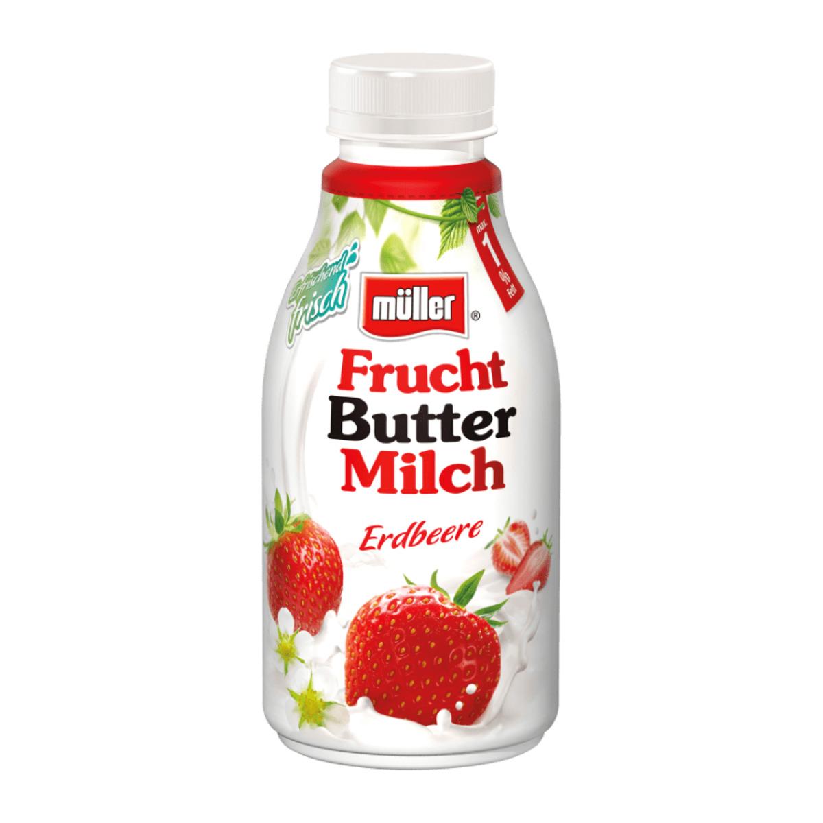 Bild 2 von müller Frucht Butter Milch