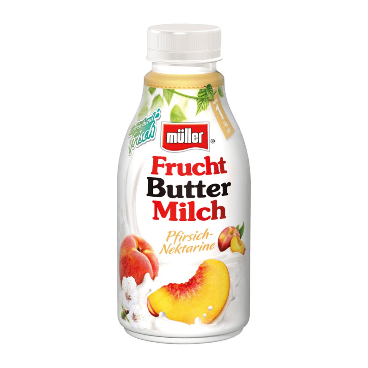 Bild 4 von müller Frucht Butter Milch