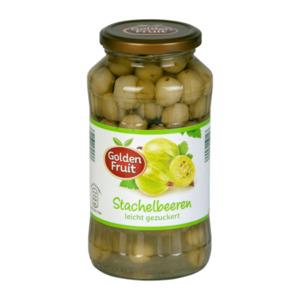 GOLDEN FRUIT     Stachelbeeren