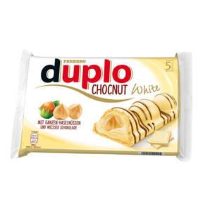 FERRERO             Duplo Chocnut White 5er, 130g