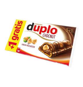 FERRERO             Duplo Chocnut 5+1 gratis, 156g
