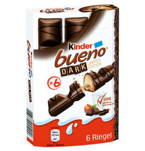 FERRERO             Bueno Dark 6er, 129g