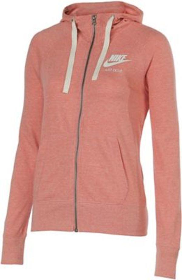 new product e0e81 8f01f Nike SPORTSWEAR GYM VINTAGE HOODY - Damen