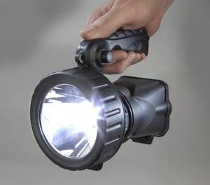 LED Handscheinwerfer 5 W - verstellbarer, ergonomischer Griff Wetelux