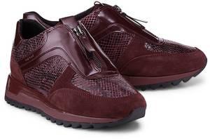 Sneaker Tabelya A von Geox in bordeaux für Damen. Gr. 40,41