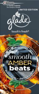 Glade Minispray Nachfüller Touch & Fresh Smooth Amber Beats