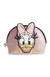"""Daisy Duck"" Make-up-Tasche"