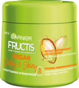 Fructis Haarkur Argan Silky & Shiny Intensivmaske